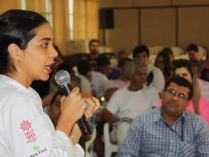 Tainá Marajoara será a mediadora do evento organizado pelo Sesc Boulevard (Foto: Divulgação)
