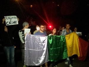 """""""Jamais iria passar"""", diz Feliciano em Valinhos sobre projeto da 'Cura Gay' (Foto: Erick Julio / G1)"""