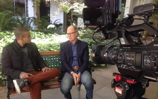 BLOG: Falcão fala ao SporTV sobre frustração no Inter, cinebiografia e Seleção