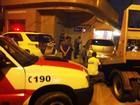 Homem é preso após ser localizado com carro furtado em Guarujá, SP