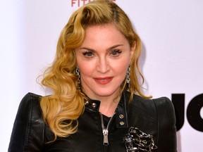 Perfil Madonna (Foto: AFP)