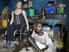 O país onde deficientes são acorrentados e violentados