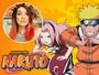 Mari Moon fala sobre fim do anime 'Naruto': 'Cheguei a gostar muito'
