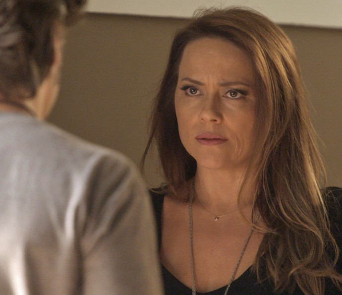 Lili decide terminar com Rafael (Foto: TV Globo)