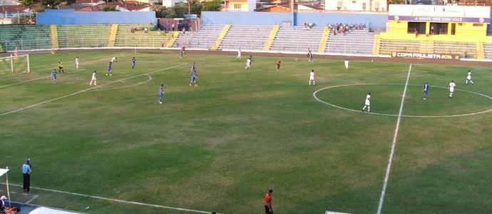 São Carlos estádio Luisão (Foto: Rovanir Frias / Assessoria SCFC)