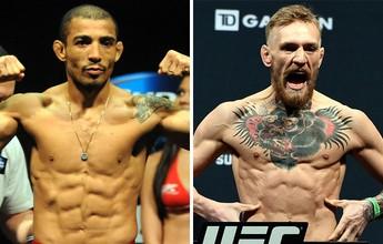 """McGregor diz que saída de Aldo do UFC 189 foi por medo: """"Iria desossá-lo"""""""