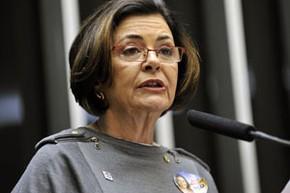 A deputada federal Ana Arraes (Foto: Rodolfo Stuckert / Agência Câmara)