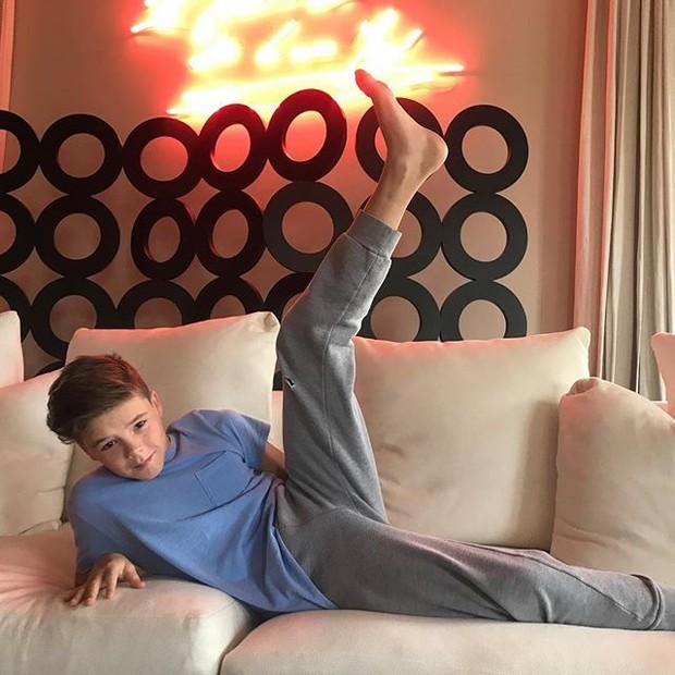 Cruz Beckham (Foto: reprodução/instagram)