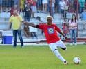 No adeus, Reinaldo revela satisfação, e Paraíba quer jogar até os 41 anos