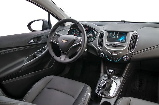 Chevrolet Cruze 2018 (Foto: Divulgação)