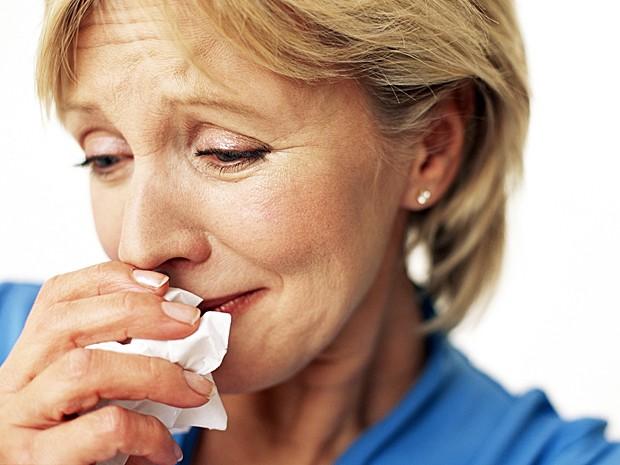 Menopausa (Foto:  Ian Hooton/I2H/Science Photo Library/Arquivo AFP)