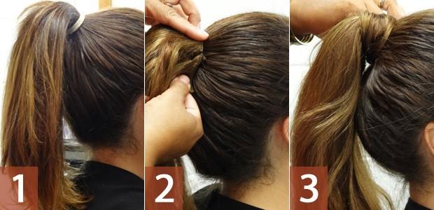 Passo 1, 2 e 3 (Foto: Salve Jorge/ TV Globo)
