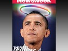 Revista americana destaca Obama como 'primeiro presidente gay'