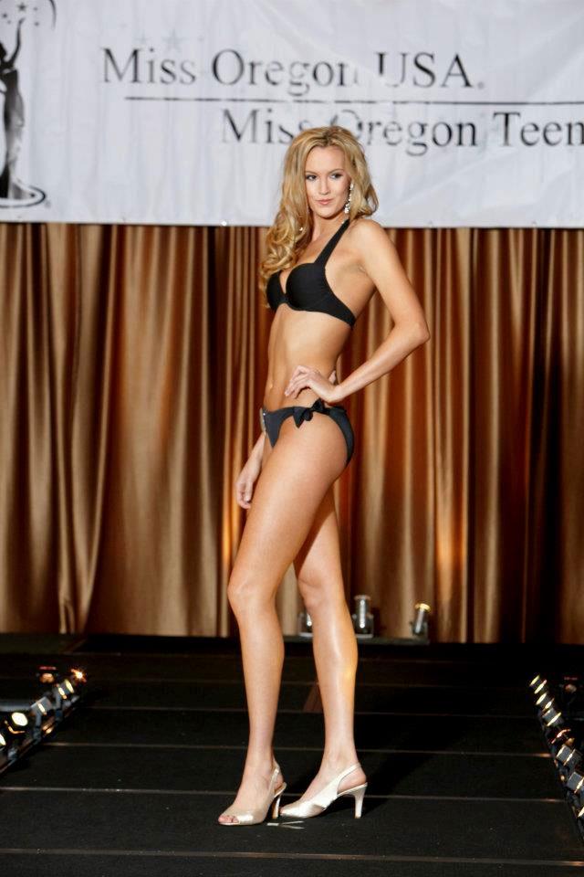 vôlei modelo Alaina Bergsma  (Foto: Reprodução / Facebook)
