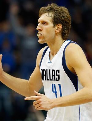 Dirki Nowitzki Dallas Mavericks NBA