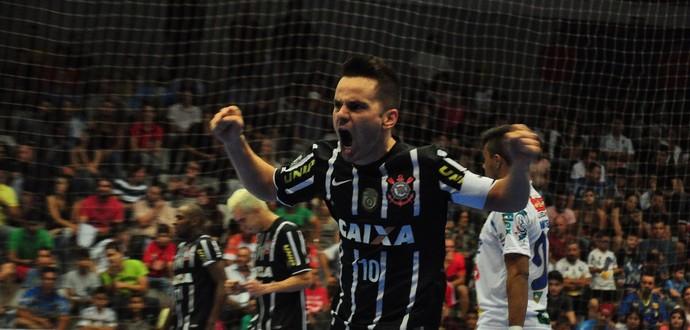 Corinthians bate Umuarama por 5 a 1 e deu passo importante (Foto: Divulgação)