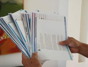 Denúncia, Ministério Público da Paraíba, Federação Paraibana de ciclismo (Foto: Larissa Keren / Globoesporte.com/pb)