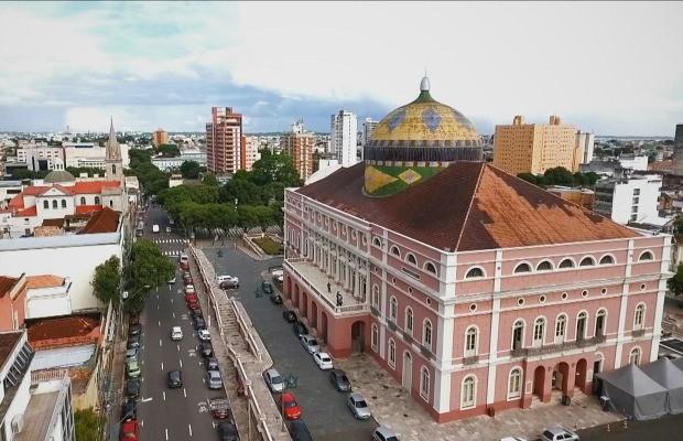 Teatro Amazonas é tema de programa especial na Rede Amazônica (Foto: Rede Amazônica)