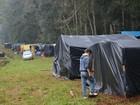 Após reunião, Floresta Nacional de Chapecó segue ocupada pelo 3º dia