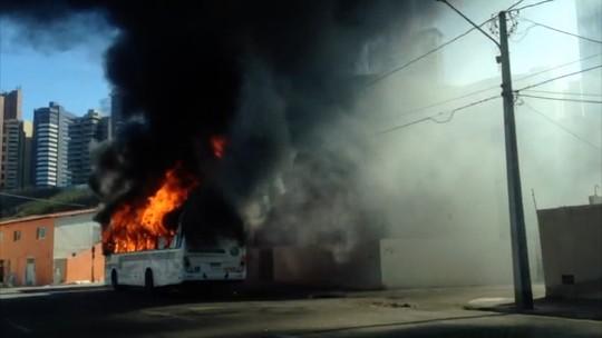 Polícia registra ataques criminosos em Natal e no interior do RN