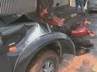 Motociclista cruzou canteiro da via com farol apagado, diz polícia