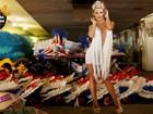 Ju Valcézia, bailarina do Faustão, estreia no carnaval: 'Farei meu melhor'