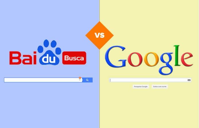 Baidu ou Google? Veja qual é o melhor buscador de Internet (Foto: Arte/TechTudo)