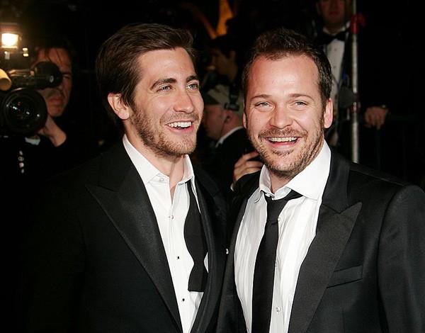 Jake Gyllenhaal e Peter Sarsgaard (Foto: Getty Images)