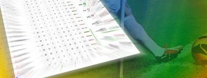 Tabela e classificação (Globoesporte.com)