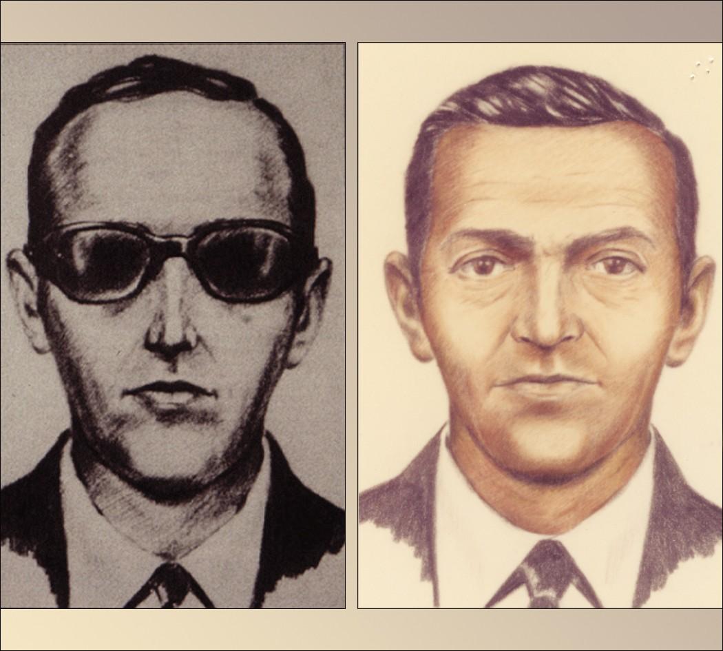 D.B. Cooper (Foto: FBI)