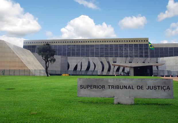 Sede do Superior Tribunal de Justiça (STJ) (Foto: Divulgação)