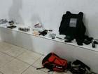 Casal guardava droga para traficante (Polícia Militar/ Divulgação)