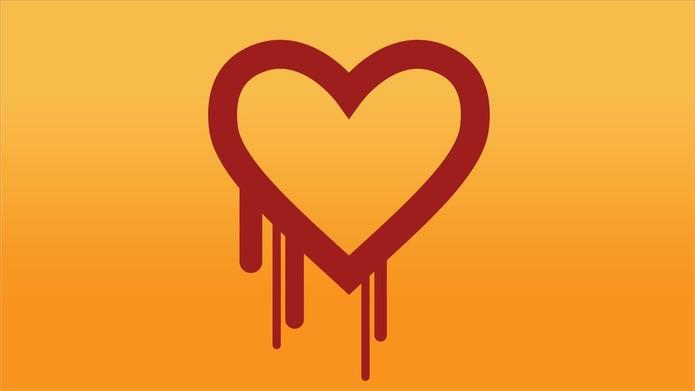 Heartbleed afetou serviços do Google, Yahoo e Facebook (Foto: Reprodução/HeartBleed.com)