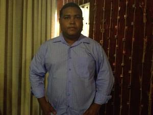 Coordenador do núcleo de educação do Detran, Fábio Costa (Foto: Aline Paiva/G1)