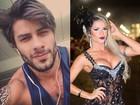 Cacau diz que não ficou com Renan do BBB: 'Infelizmente'