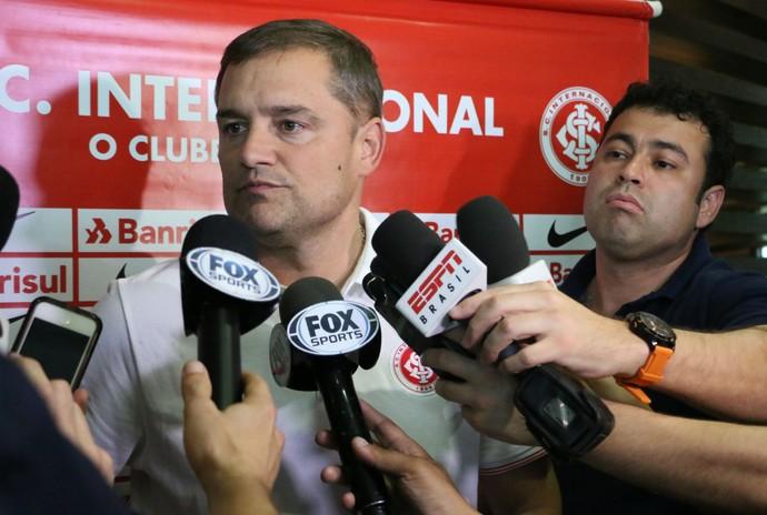 Internacional Inter Diego Aguirre Monterrey Libertadores Tigres (Foto: Diego Guichard)