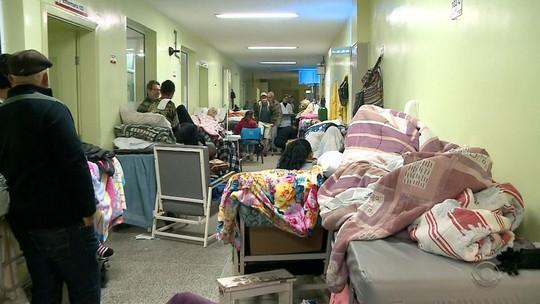 Hospital Universitário de Rio Grande enfrenta demanda 5 vezes maior do que capacidade de leitos