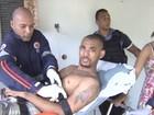 Procurado pela polícia faz mulher grávida refém por mais de 19 horas