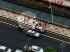 Testemunhas relatam agressão durante assalto na Doca, em Belém