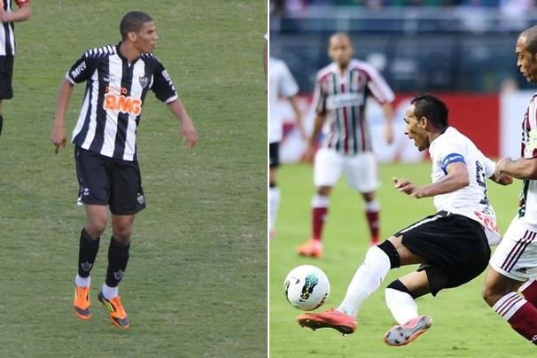 Equipes se enfrentam pela segunda rodada do Brasileirão (Foto: globoesporte.com)