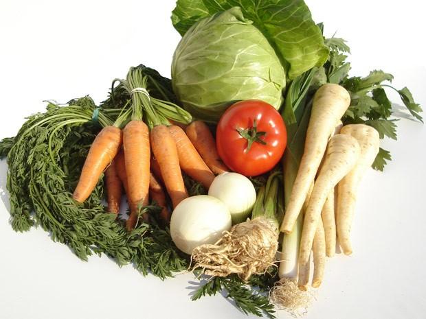 Vegetais (Foto: Patrycja Cieszkowska/stock.xchng)