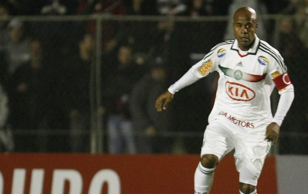 Marcos Assunção Palmeiras x Atlético-PR (Foto: Hedeson Alves/VIPCOMM)