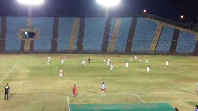 Copa do Brasil Feminina: Ipatinga x Vila Nova-ES (Foto: Marlyson Tadino/Vila Nova FC)
