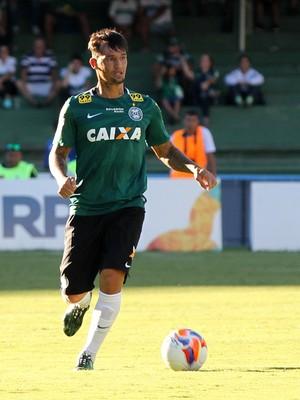 João Paulo Coritiba (Foto: Site oficial Coritiba)