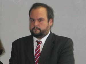 Luís Fernando Massonetto (Foto: Márcio Pinho/G1)