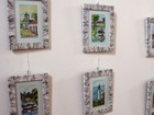 Museu Casa de Casimiro, RJ, recebe exposição de quadros em miniaturas