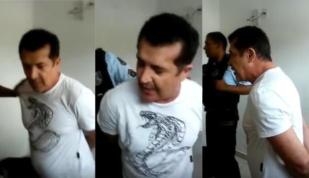 Resultado de imagem para beto barbosa é detido em fortaleza