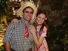 Nívea Stelmann conta que vai casar pela segunda vez: 'Quero ser feliz'