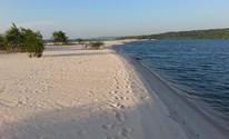 Novo estudo de balneabilidade nas praias de Santarém é adiado (Zé Rodrigues/TV Tapajós)