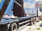 Criminosos roubam carga de cerveja no Pagador Andrade em Jacareí, SP